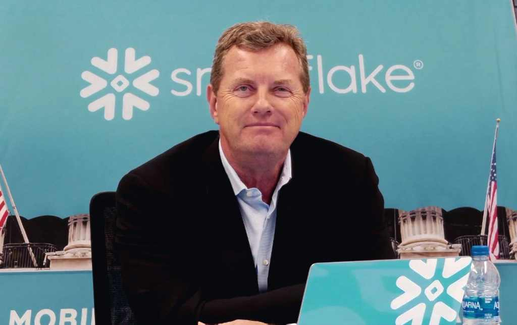 Snowflake CEO Frank Slootman on Covid and remote work adoption