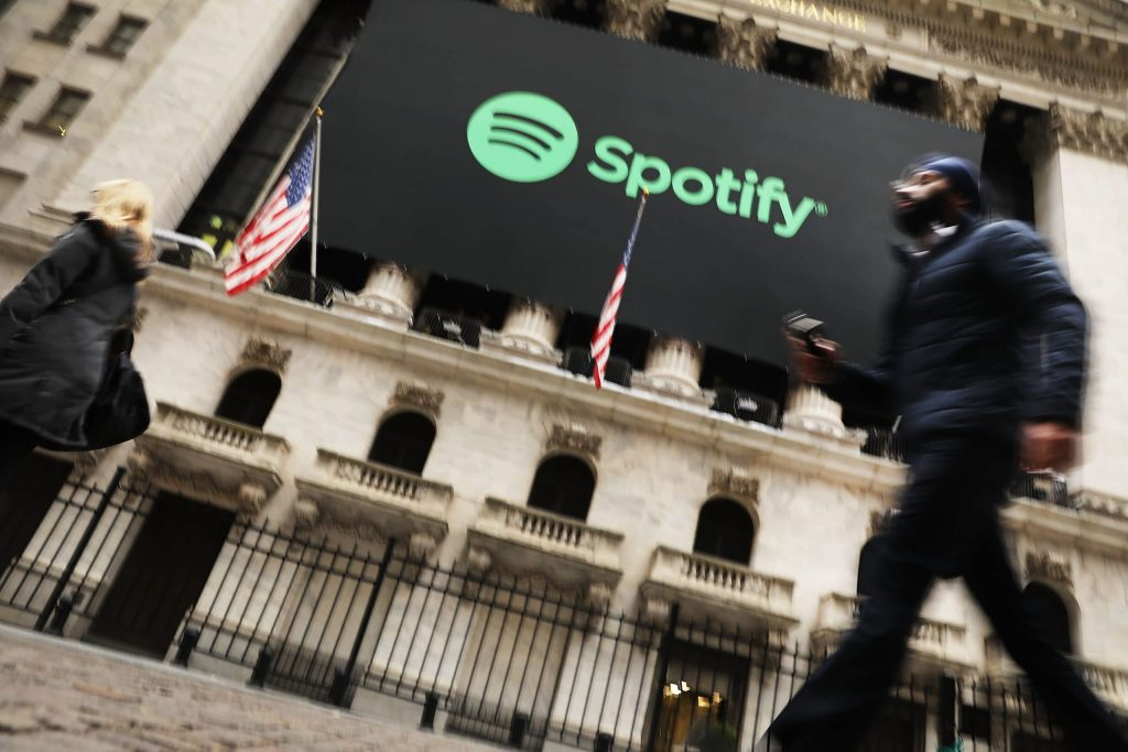 Spotify's big bet on podcasts is failing, Citi says