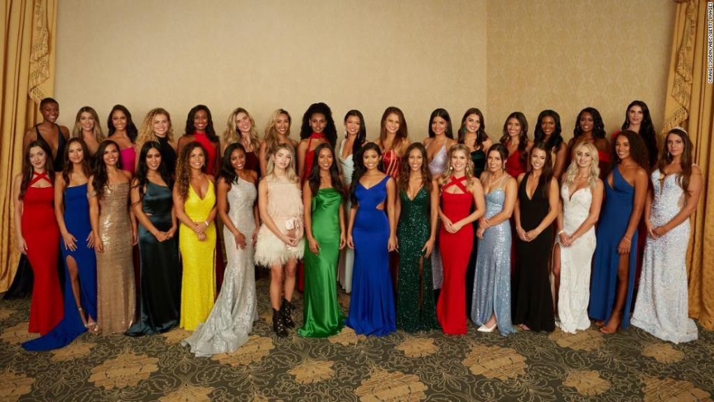 'The Bachelor' contestants all seem to have reputable jobs this season, except one