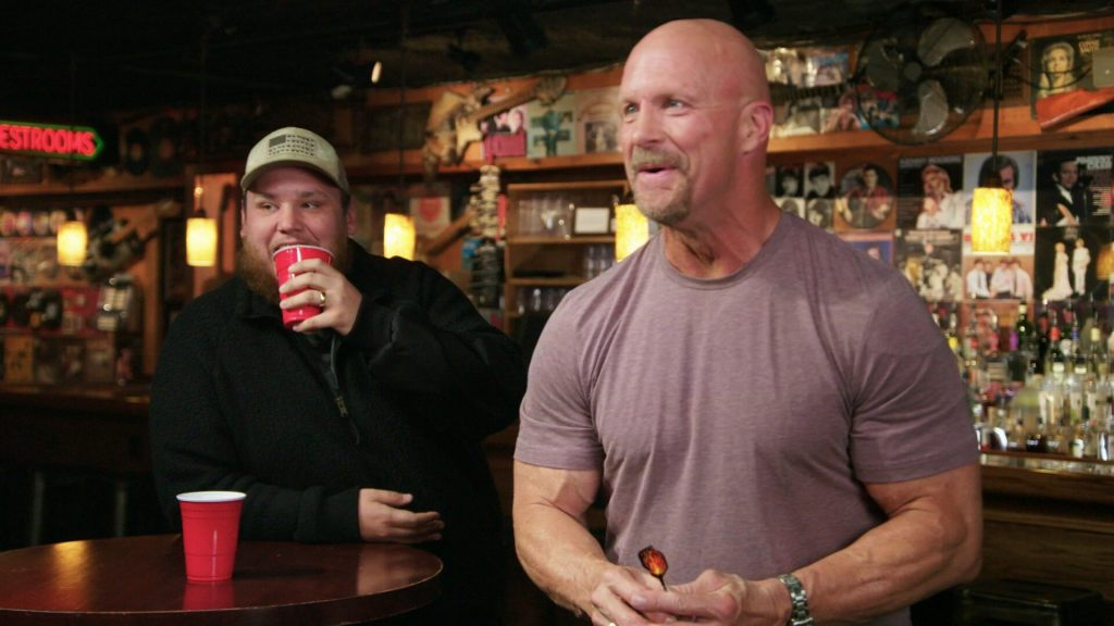 WWE star Steve Austin says TV show is about finding 'common ground' with guests