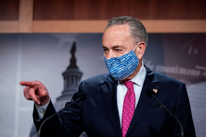 Democrats try to pass $1.9 trillion relief bill