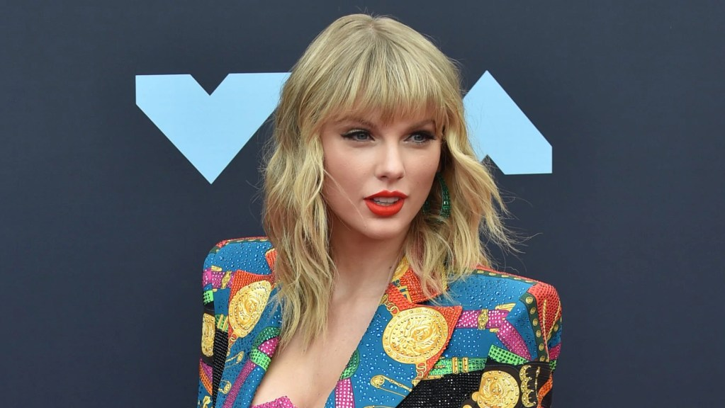 Taylor Swift sued for 'Evermore' by theme park of the same name