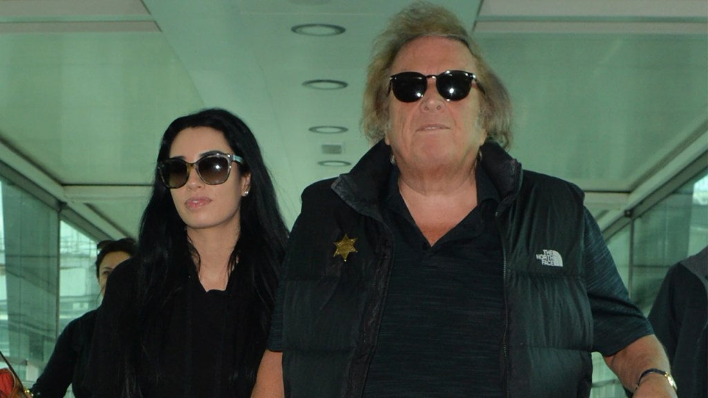 'American Pie' singer Don McLean, 75, gets candid on dating Paris Dylan, 27: 'I'm crazy for her'