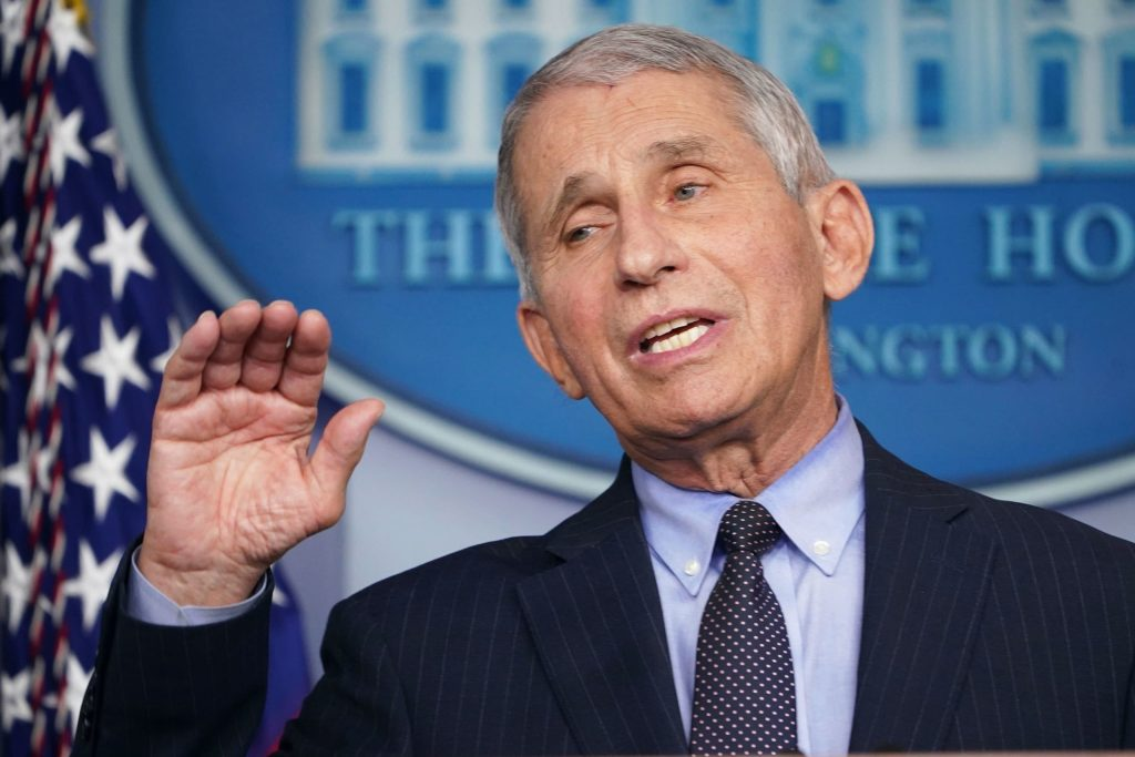 Fauci says Biden administration is taking Covid strain 'very seriously'