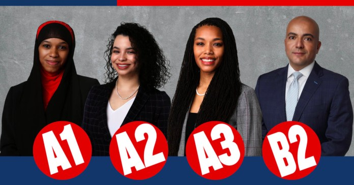 Newark voters choose candidates with political backing for school board