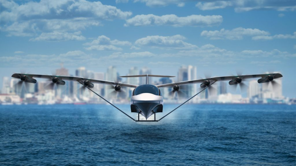 REGENT raises $9 million for flying ferries with 180 mph top speed
