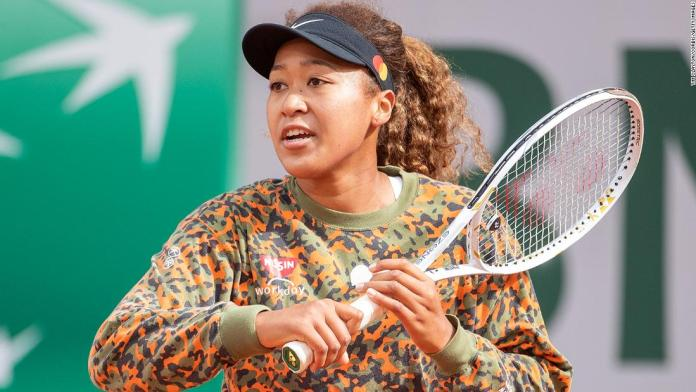 Naomi Osaka says she won't do press conferences during the French Open