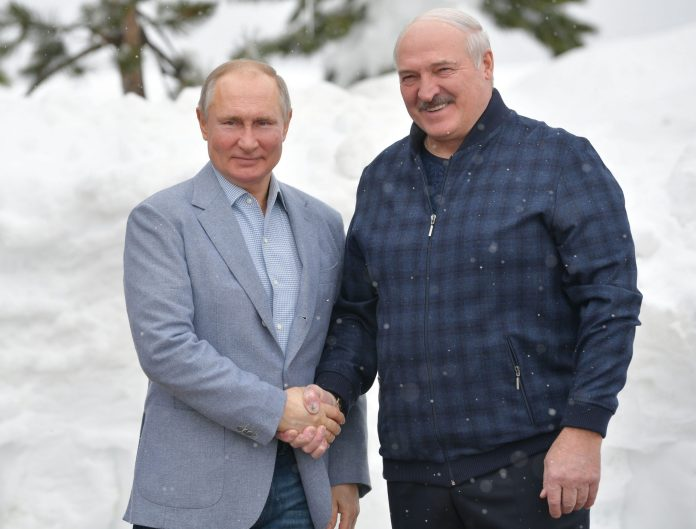 Russia's defense of Belarus 'hijack' shows its growing influence