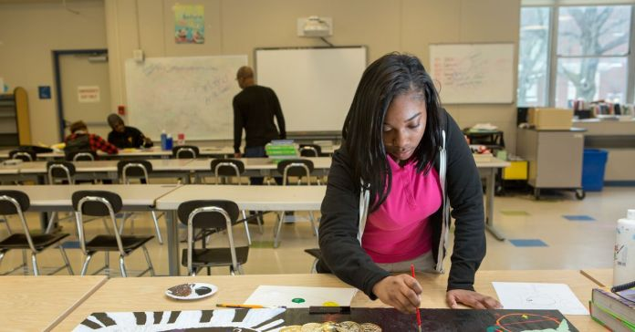 Want to help students recover from the pandemic? Try the arts.