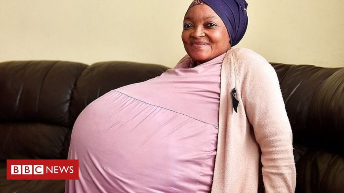 South African woman gives birth to 10 babies in Pretoria