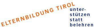 Elternbildung Tirol Logo