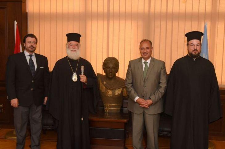 Πατριάρχης Αλεξάνδρειας και πάσης Αφρικής