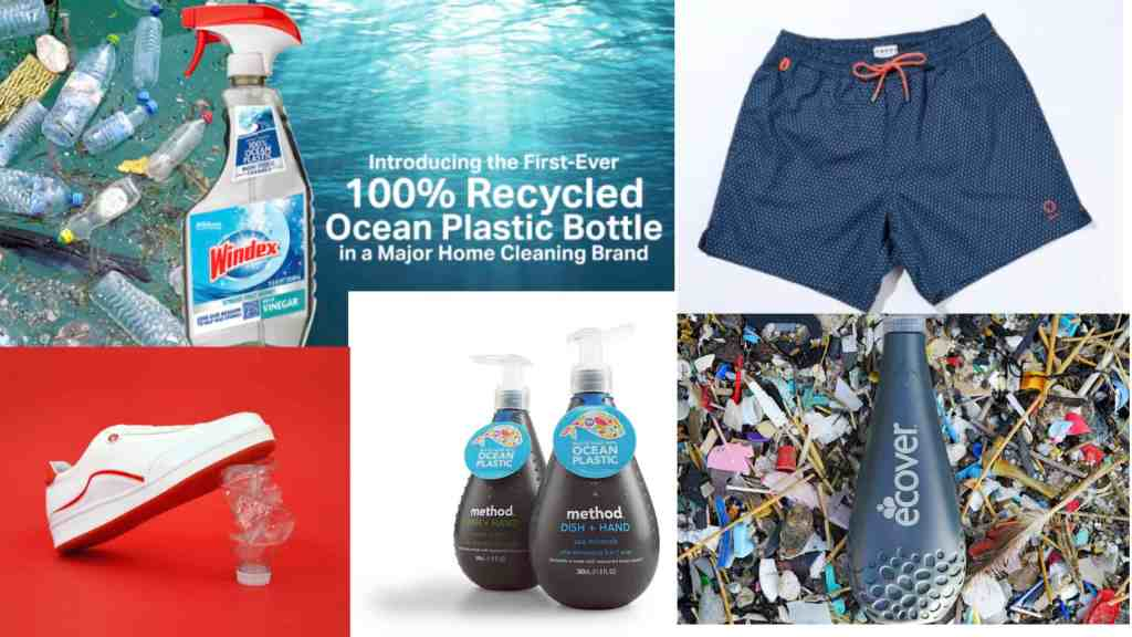 produits en plastiques oceans