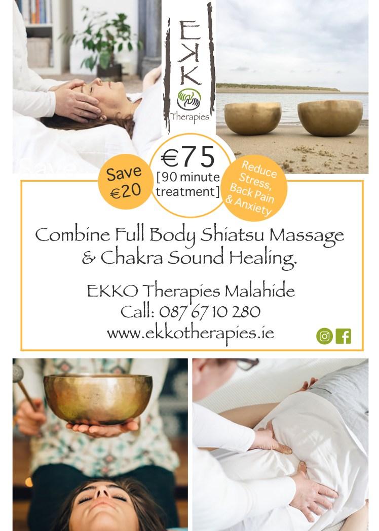 Shiatsu & Sound Healing