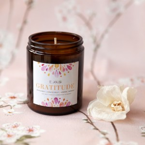 Eco Soy Wax Candles - Gratitude