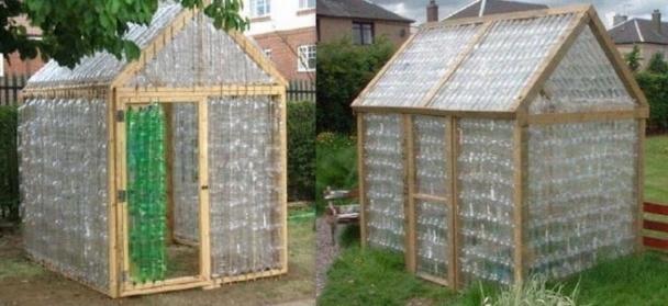 Construire Une Serre En Bouteilles De Plastique Ecolieux Gruyere