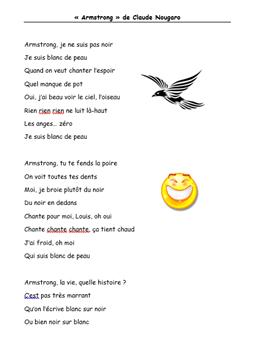 Armstrong Je Ne Suis Pas Noir Paroles : armstrong, paroles, Armstrong, Bonydé