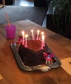Gâteaux...