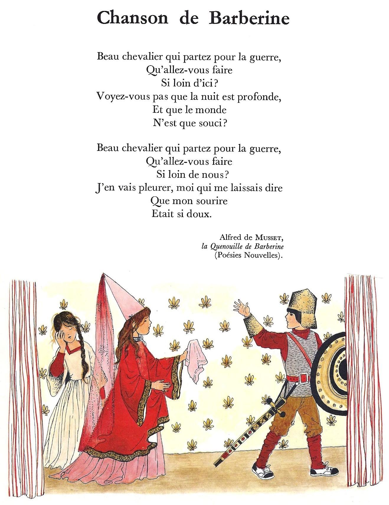 Cantilène Du Vieux Noel Poésie : cantilène, vieux, poésie, Poèmes, (page, Littérature, Primaire