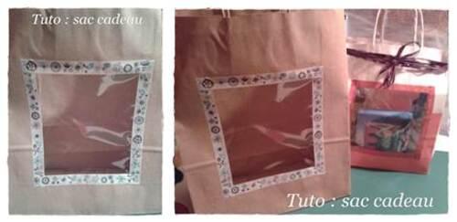 DIY : un sac cadeau