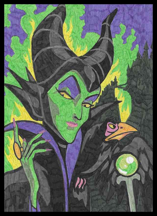 Les grands classique Disney N°25 - Les coloriages mystères de Clémence