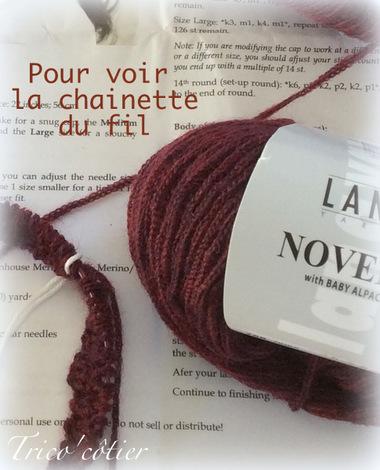 Podcast vidéo épisode 6 : Tricot et crochet tunisien