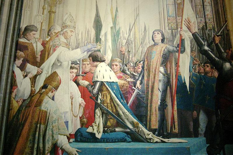 """Résultat de recherche d'images pour """"charles VII roi très chrétien"""""""