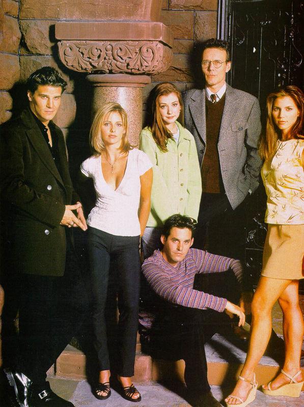 Buffy Contre Les Vampires Saison 2 Episode 1 : buffy, contre, vampires, saison, episode, Super, Dream, Always, Through