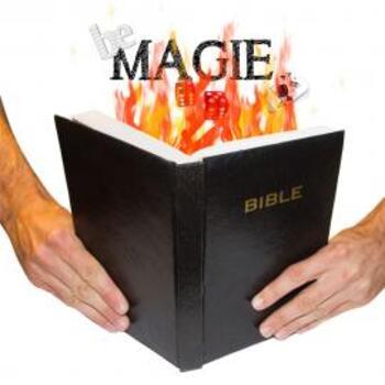 La magie dans le christianisme