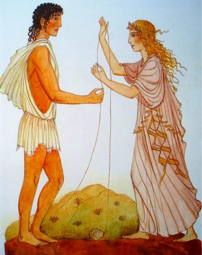 Le Fil D Ariane Mythologie : ariane, mythologie, D'Ariane, L'Aventy, Zéphyros2, Carnet, Voyage