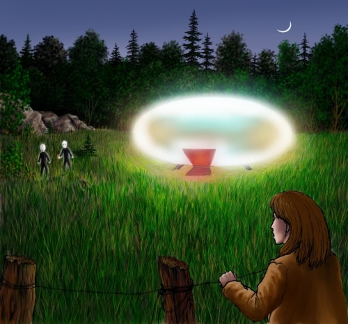 OVNI : Les différentes rencontre