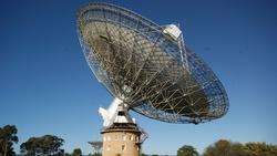 Des ondes radio venues d'une galaxie