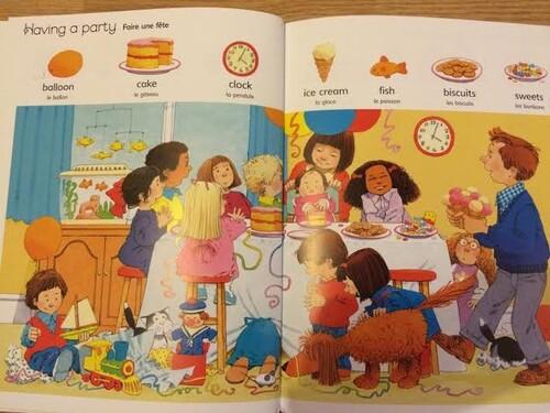 Chut les enfants lisent : Les cent premiers mots en anglais