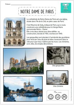 L'histoire De Notre Dame De Paris : l'histoire, notre, paris, L'espace, Notre, Paris, Petits, Secrets, D'école