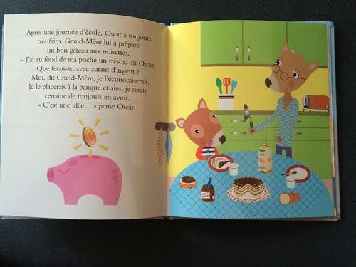 Chut les enfants lisent : L'argent ça sert à quoi ?