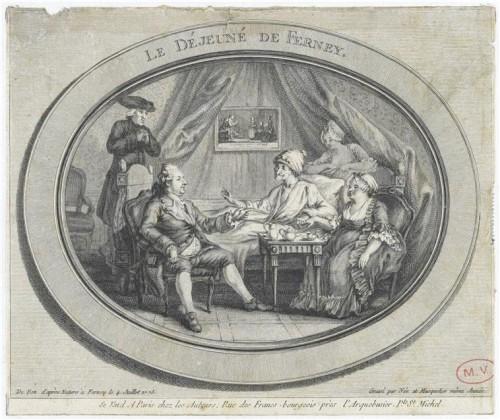 """""""Vivant Denon, homme de lumière"""", une conférence de l'Association Culturelle Châtillonnaise."""