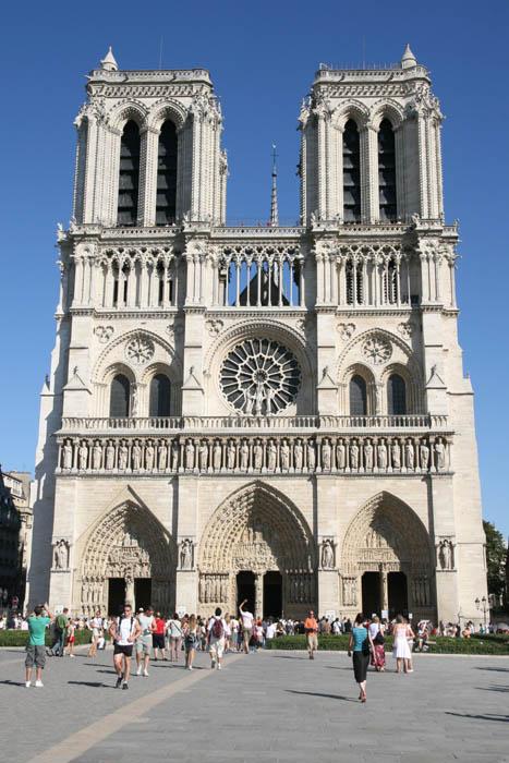 Notre Dame De Paris Histoire Des Arts : notre, paris, histoire, Cathédrale, Notre-Dame, Paris, Histoire
