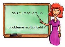 Entrer dans les problèmes multiplicatifs