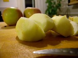 Pommes sautées au curry