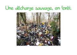 Géographie CE2/CM1: Le traitement des déchets.