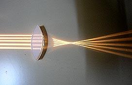 2  Cest quoi une lentille   Sciences Physiques Collge Activits Cours TP