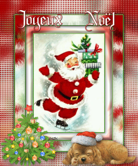 Qu Est Ce Qui Te Prend Pere Noel : prend, Carte, Joyeux, Noël, MCreations