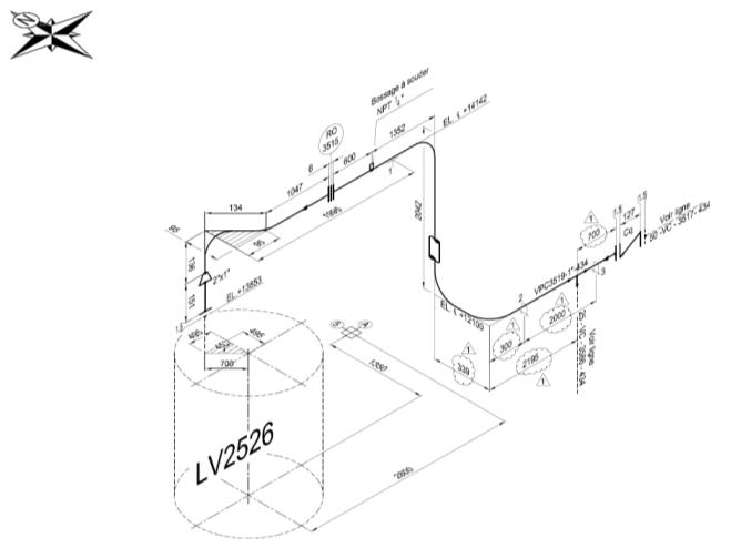 ISOMETRIE TUYAUTERIE PDF