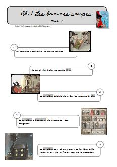 Ah Les Bonnes Soupes Maternelle : bonnes, soupes, maternelle, Bonnes, Soupes, Classe, Charlotte