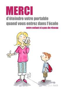 Affiches infos parents