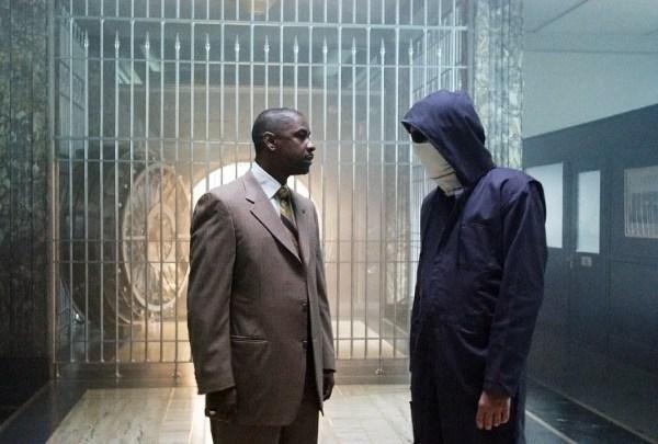 Denzel Washington & Clive Owen in Inside Man
