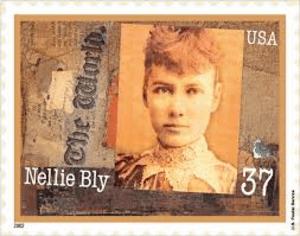 Le tour du monde de Nellie Bly