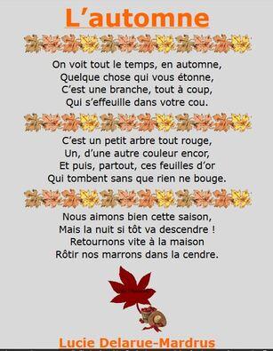 On Voit Tout Le Temps En Automne : temps, automne, L'automne, Lucie, Delarue-Mardrus, Jardin,, Quoi?