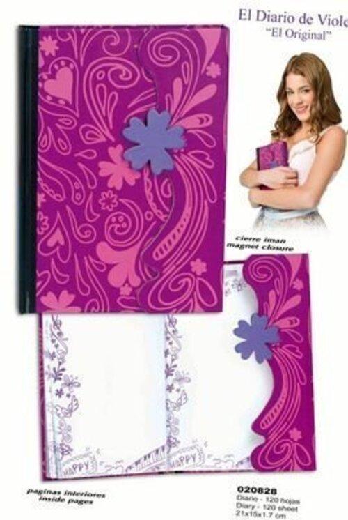 Comment Faire Le Journal Intime De Violetta : comment, faire, journal, intime, violetta, Journal, Intime, Violetta, Martina, Stoessel