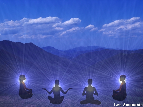 La superradiance ou l'effet Maharishi